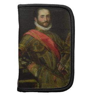 Portrait of Francesco II della Rovere c 1572 oil Organizers