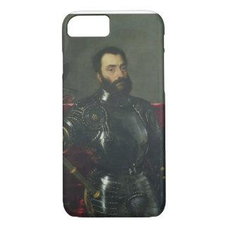 Portrait of Francesco Maria Della Rovere, Duke of iPhone 7 Case