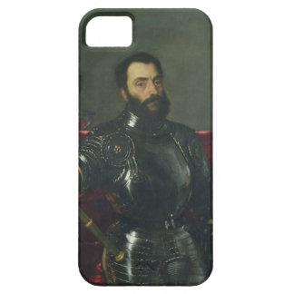 Portrait of Francesco Maria Della Rovere, Duke of iPhone SE/5/5s Case