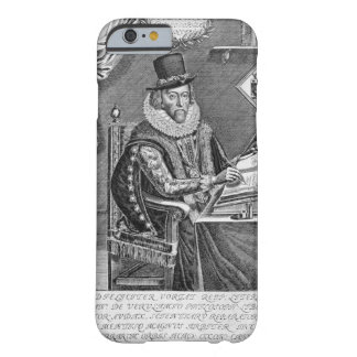 Portrait of Francis Bacon (1561-1626) Viscount of Barely There iPhone 6 Case