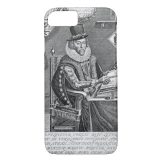 Portrait of Francis Bacon (1561-1626) Viscount of iPhone 8/7 Case