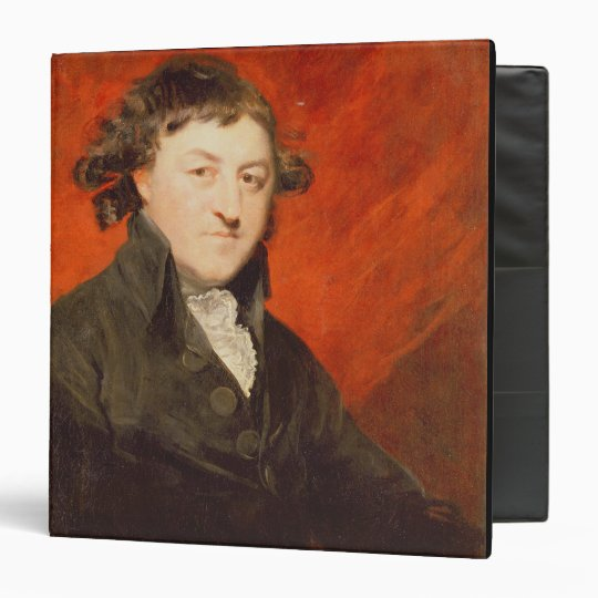 Portrait of Francis Hargrave (1741-1821), 1787 (oi 3 Ring Binder