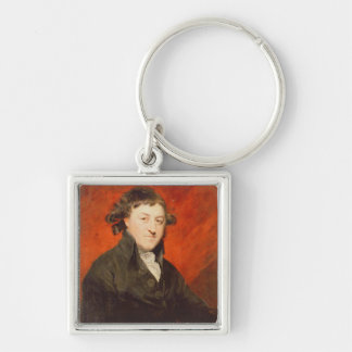 Portrait of Francis Hargrave (1741-1821), 1787 (oi Keychain