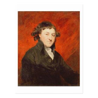 Portrait of Francis Hargrave (1741-1821), 1787 (oi Postcard