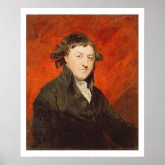 Portrait of Francis Hargrave (1741-1821), 1787 (oi Poster