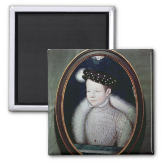 Portrait of Francis II  as Dauphin of France Magnet
