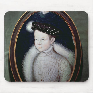 Portrait of Francis II  as Dauphin of France Mouse Pad