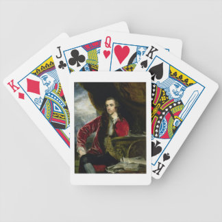 Portrait of Francis Russell, the Marquess of Tavis Bicycle Playing Cards