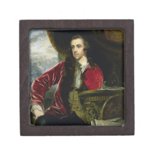 Portrait of Francis Russell, the Marquess of Tavis Gift Box