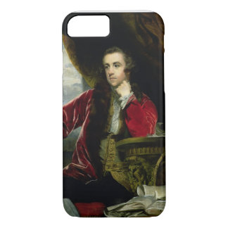 Portrait of Francis Russell, the Marquess of Tavis iPhone 7 Case