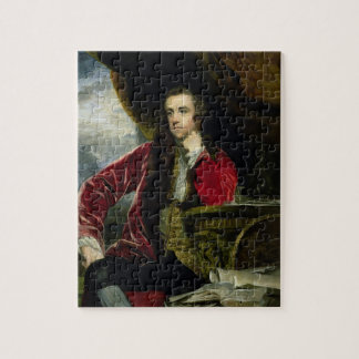 Portrait of Francis Russell, the Marquess of Tavis Jigsaw Puzzle