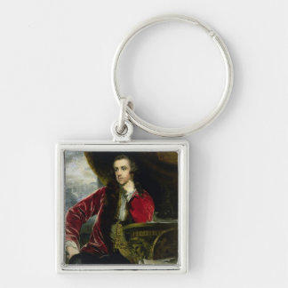 Portrait of Francis Russell, the Marquess of Tavis Keychain
