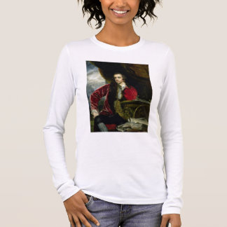 Portrait of Francis Russell, the Marquess of Tavis Long Sleeve T-Shirt