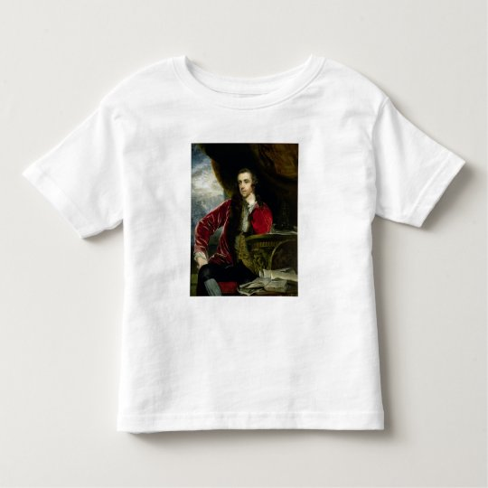 Portrait of Francis Russell, the Marquess of Tavis Toddler T-shirt