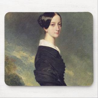 Portrait of Francisca Caroline de Braganca  1844 Mouse Pad