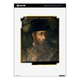 Portrait of Francisco Pizarro (c.1478-1541) Spanis Skin For iPad 3
