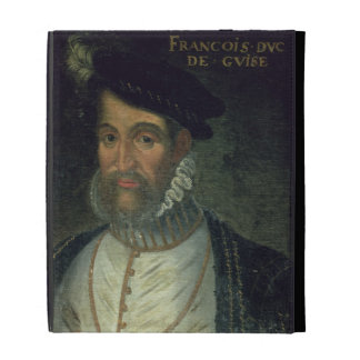 Portrait of Francois, 2nd Duke Guise (1519-63) Fre iPad Case