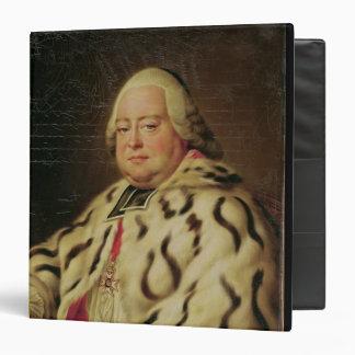 Portrait of Francois-Camille de Lorraine  c.1769 Binder