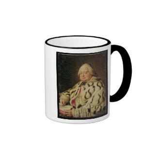 Portrait of Francois-Camille de Lorraine  c.1769 Ringer Mug