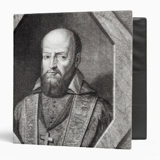 Portrait of Francois de Sales Binder