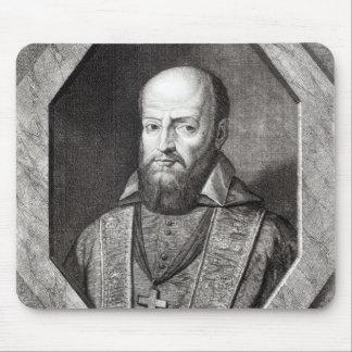 Portrait of Francois de Sales Mouse Pad