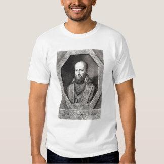 Portrait of Francois de Sales Shirt