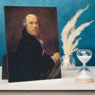 Portrait of François Devosge by Pierre Prud'hon Display Plaque