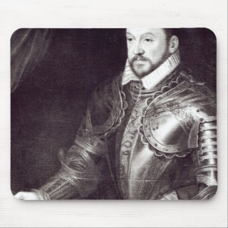 Portrait of Francois I, Duke of Montmorency Mouse Pad