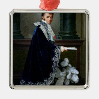 Portrait of Francois-Nicolas Mollien  1806 Metal Ornament