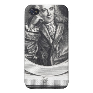 Portrait of Francois Quesnay Case For iPhone 4