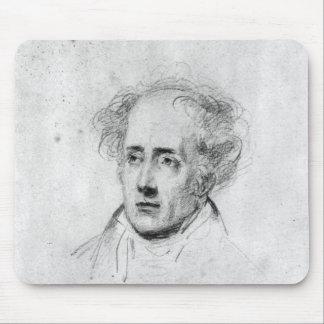 Portrait of Francois Rene Vicomte de Mouse Pad