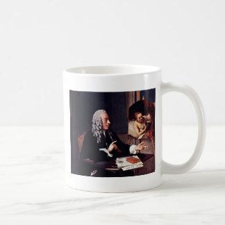 Portrait Of François Tronchin With Its Rembrandt P Mugs