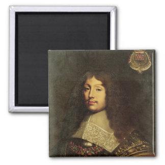 Portrait of Francois VI  Duke of La Magnet