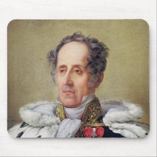 Portrait of Francois Vicomte de Chateaubriand Mouse Pad