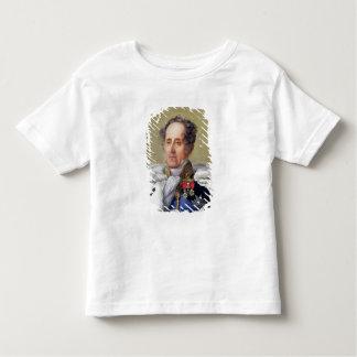 Portrait of Francois Vicomte de Chateaubriand Toddler T-shirt