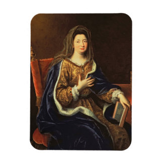 Portrait of Francoise d'Aubigne (1635-1719) the Ma Magnet