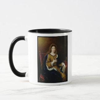 Portrait of Francoise d'Aubigne  Marquise Mug