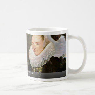 Portrait Of Frans Snyders And His Wife Coffee Mug