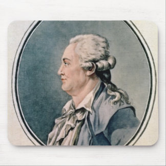Portrait of Franz Anton Mesmer Mouse Pad