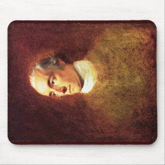 Portrait Of Franz Joseph Graf Saurau Mouse Pad
