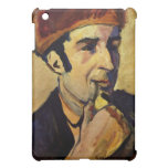 Portrait of Franz Marc by August Macke iPad Mini Case