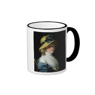 Portrait of Frau Senator Elisabeth Hudtwalcker Mugs