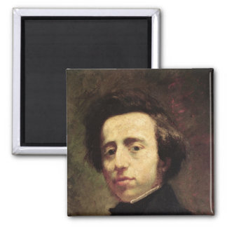 Portrait of Frederic Chopin 2 Magnet