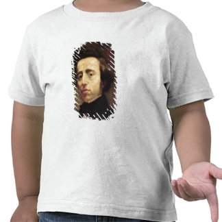 Portrait of Frederic Chopin 2 T Shirts