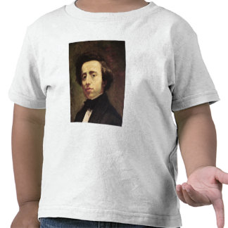 Portrait of Frederic Chopin 2 Tee Shirt