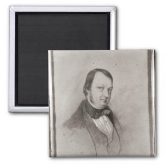 Portrait of Frederic Chopin Magnet