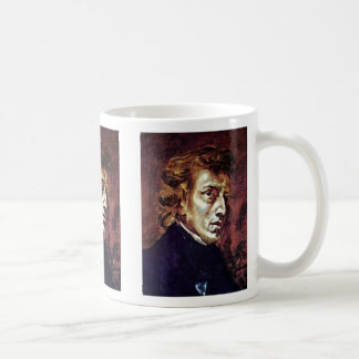 Portrait Of Frédéric Chopin Mug