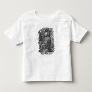 Portrait of Frederick II, The Great Toddler T-shirt
