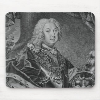 Portrait of Frederick III Mouse Pad