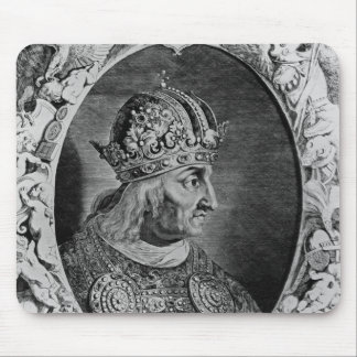 Portrait of Frederick IV , Holy Roman Emperor Mouse Pad